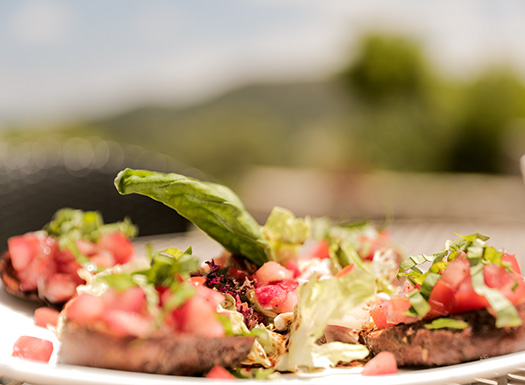 Kulinarischer Hochgenuss beim Yoga Urlaub Mallorca