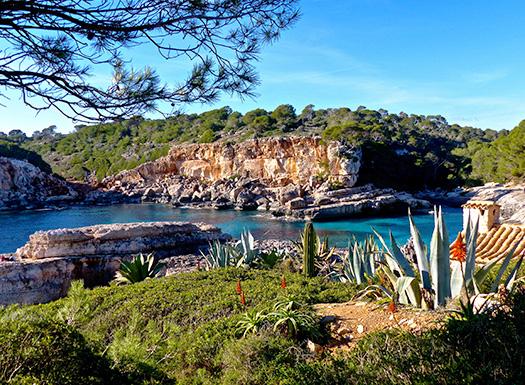 Mallorca mit allen Sinnen genießen und Ausflüge zu den schönsten Buchten machen