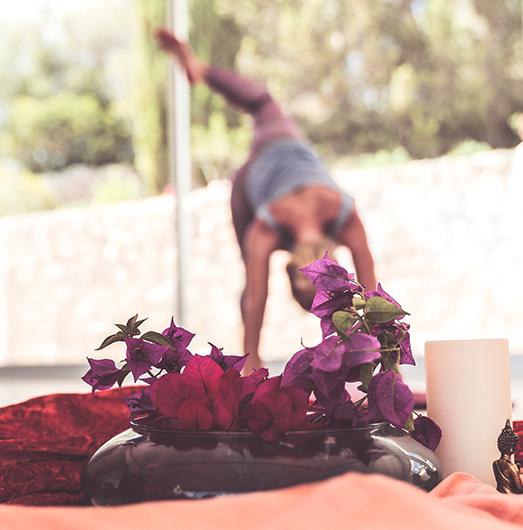 Leichtigkeit und Freude im Yoga Urlaub Mallorca